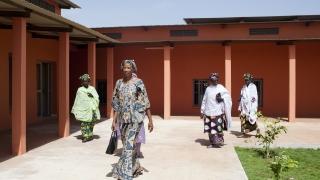 Mali - Inauguration du CRLD à Bamako