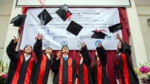 Vietnam/Cambodge/Laos – Une nouvelle génération de pharmaciens formée en Asie du Sud-Est