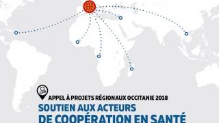 [Appel à projets régionaux] Soutien aux acteurs de coopération en santé de la région Occitanie