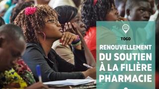 Togo – Renouvellement du soutien à la Filière Pharmacie