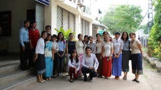 Vientiane – Bienvenue à la 3ème promotion du Master Mekong Pharma