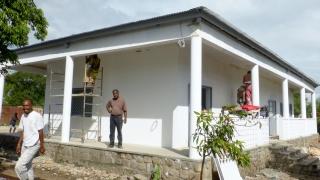 Madagascar - Une maternité réhabilitée à Ranopiso