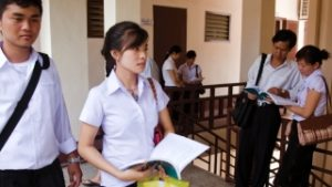 Rehabilitation of the Vientiane Faculty of Pharmacy