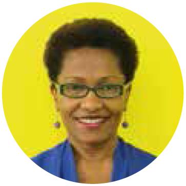 Jacqueline GAUTIER, Directrice générale de l'hôpital pédiatrique Saint-Damien en Haïti
