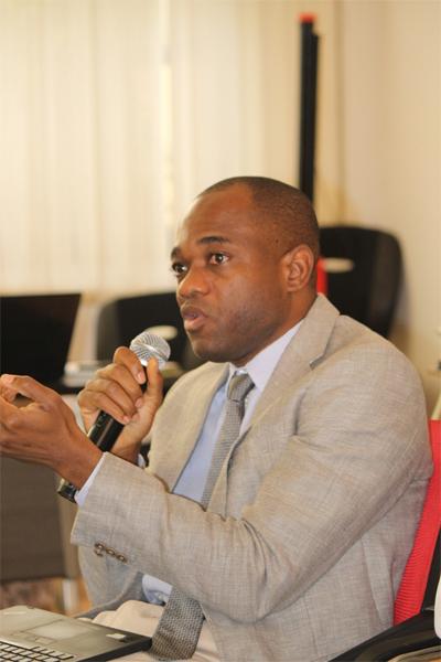 Pr Cheick Oumar BAGAYOKO, Membre du groupe d'experts de l'Observatoire de la E-santé dans les pays du Sud et coordinateur du DIU e-santé initié par la Fondation Pierre Fabre