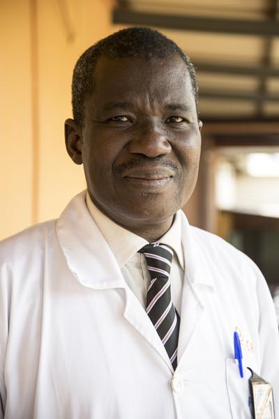 Pr Dapa DIALLO, Directeur général du Centre de Recherche et de Lutte contre la Drépanocytose (CRLD) de Bamako, au Mali