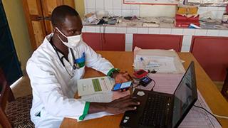 Implementation of the Téléder Togo teledermatology programme