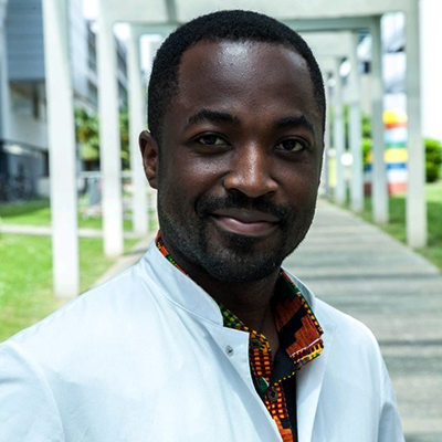 Koffi Kowouvi, Industrial pharmacist, galenic pharmacy assistant, pharmacy curriculum at the Faculty of Health Sciences at Togo's University of Lomé